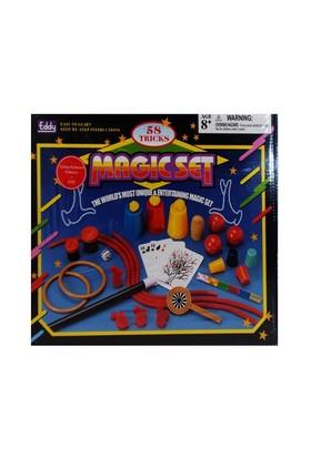 Eğitim Dvd'' Li Sihirbazlık Seti-58 İlüzyon ( Magic Set )