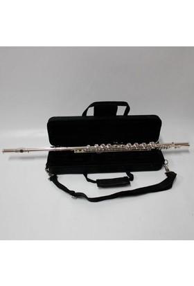 Conductor M1115S Gümüş Yan Flüt ( Hard Case Hediyeli )