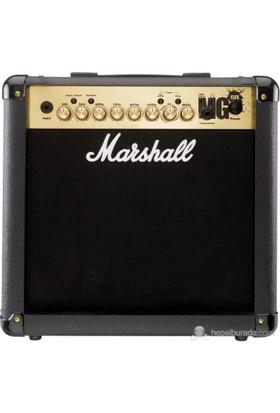 Marshall MG15FX 15W Kombo Elektro Gitar Amfisi