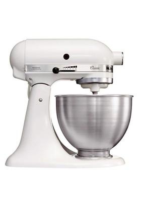 KitchenAid Classic Stand Mikser 4.3 L Beyaz- 5K45SS