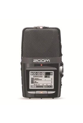 Zoom H2N Ses Kayıt Aleti