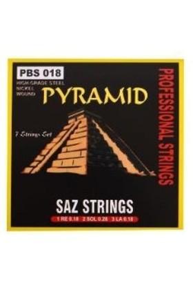 Pyramid 37300 Pyramid Pr-018 Kısa Sap Bağlama Teli