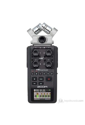 Zoom H6 Kayıt Cihazı