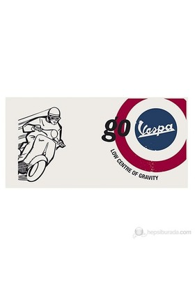 Vespa VPPO74 50*100 Tablo
