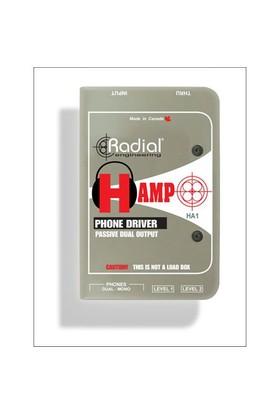 Radial H Amp Kulaklık Sinyal Dengeleyici