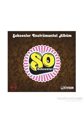 Seksenler - Seksenler Enstrümantal Albüm