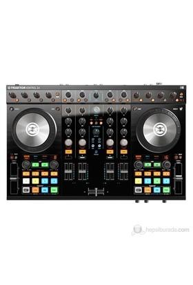 Native Instruments Traktor Kontrol S4 MK2 DJ Kontrol Ünitesi (Yazılım Dahil)