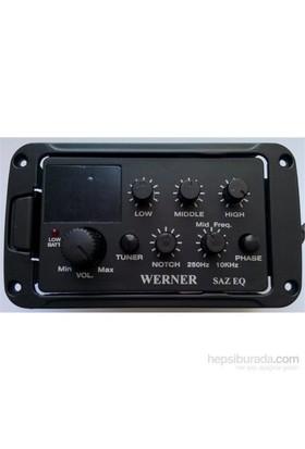 Werner Black Saz Equalizer