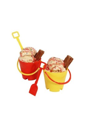 Dondurma Servisi Kova & Kürek Seti