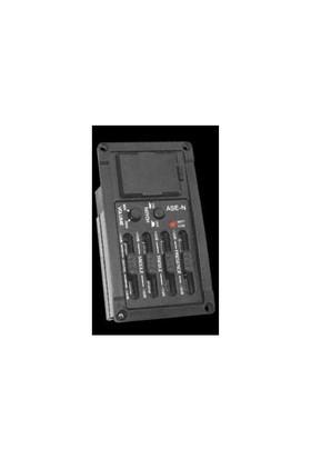 Artec ASE-N Band EQ devresi - Notch Sistemli (Bağlama ve Gitarlar İçin)