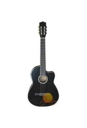 Ashton CG44CEQ Elektro Klasik Gitar