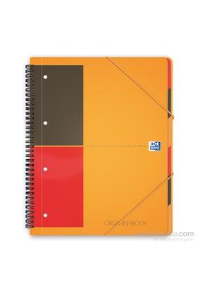 Oxford Organiserbook A4+ 24.5X31 80Yp Çizgili Defter
