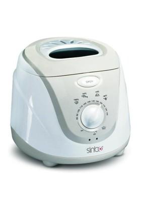 Sinbo SDF-3817 Çıkarılabilir Hazneli Fritöz