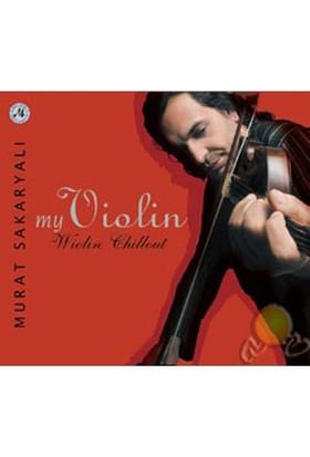 My Violin ( Murat Sakaryalı )-cd