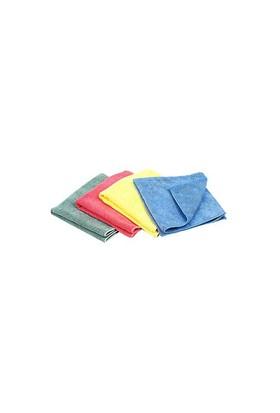 4 Adet Microfiber Temizlik Bezi