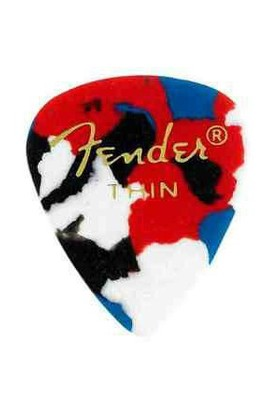 Fender Gitar Penası 351 Shape Picks Confetti