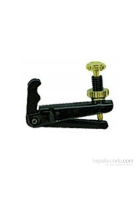 Wittner 913064 String Adjuster 4/4 - 3/4 Çello Siyah Gilded Fixi