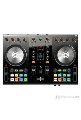 Native Instruments Traktor Kontrol S2 MK2 DJ Kontrol Ünitesi (Yazılım Dahil)