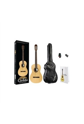 Cordoba Cp100 Klasik Gitar Seti