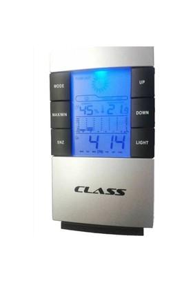 Class Tm-25 Kablosuz Termometre Dijital Isı Sıcaklık Nem Ölçer