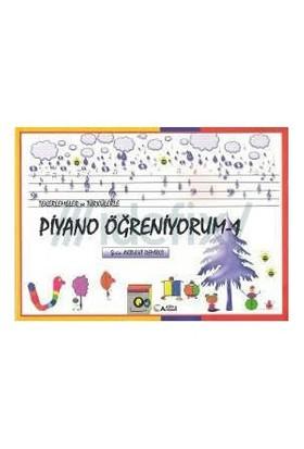 Tekerlemeler Ve Türkülerle Piyano Öğreniyoru