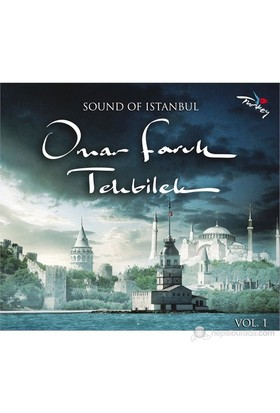 Omar Faruk Tekbilek - Sound Of İstanbul Vol.1