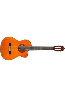 Valencia Cg160Cena Elektro Klasik Gitar 4/4 Tam Boy Gitar