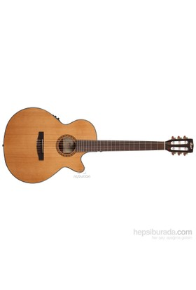 Cort Cec5 İnce Kasa Elektro Klasik Gitar