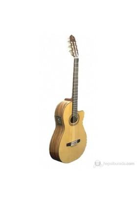 Prudencio Saez Model 90 Elektro Klasik Gitar