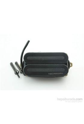 Necarman Nk45 Elektro Saz Manyetiği Siyah