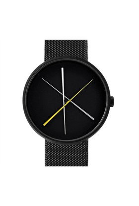 Projects Watches Crossover Black Mesh Unisex Kol Saati