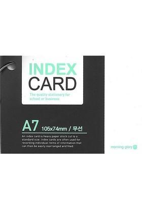 Morning Glory 23030-74507 Index Card A7 Çizgisiz