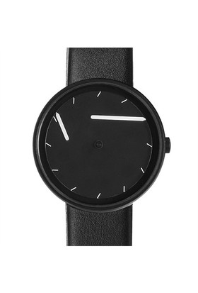 Projects Watches Twirler Black Unisex Kol Saati