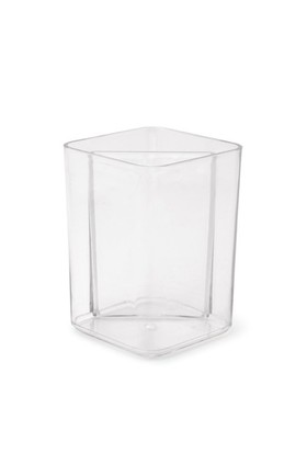 Mas 490 Kristal Kalemlik Kübik (Seffaf)