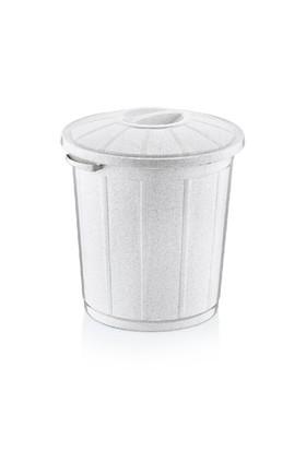 35 Lt Yuvarlak Çöp Kovası