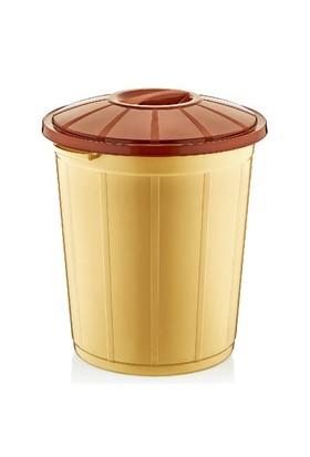 70 Lt Yuvarlak Çöp Kovası