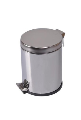 5 lt. Çelık Çöp Kovası 500.160