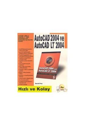 Autocad 2004 Ve Autocad Lt 2004 - David Frey