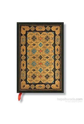Paperblanks Shiraz Mini 95 X 140Mm. 2540-5 Defter