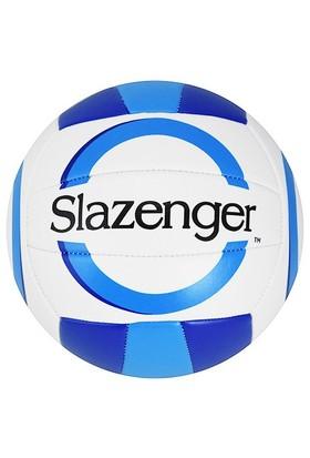 Slazenger 5 No Dikişli Voleybol Topu Mavi