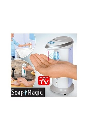 Sensörlü Sabunluk Soap Magic