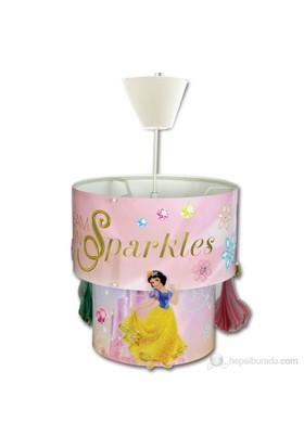 Disney Princess 3 Boyutlu Tavan Sarkıt