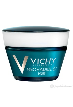 Vichy Neovadiol Gf Gece 50 Ml - Sarkma Ve Yoğunluk Kaybı İle Savaşan Gece Bakım Kremi