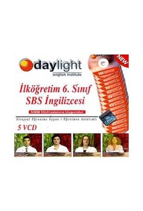 Daylight İlköğretim 6.Sınıf Sbs İngilizcesi Vcd Seti (5 Vcd)