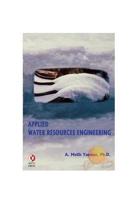 Aplıed Water Resources Engineering