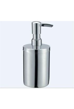 PROGEN Set Üstü Paslanmaz Sıvı Sabunluk 304 Paslanmaz