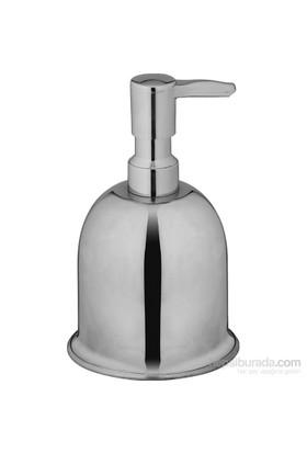 Mena Oval Set Üstü Sıvı Sabunluk Paslanmaz