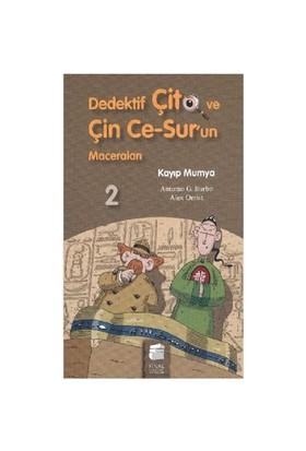 Dedektif Çito ve Çin Ce-Sur'un Maceraları-2: Kayıp Mumya - Antonio G. Iturbe