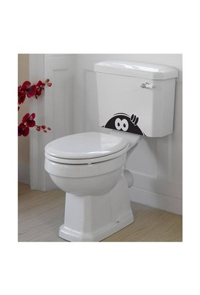 Artikel I See You Banyo Sticker DP-920