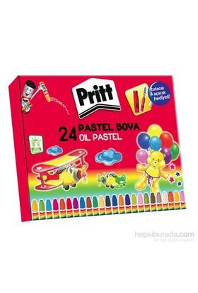 Prıtt Pastel Boya Karton Kutu 24 Lü 1307853